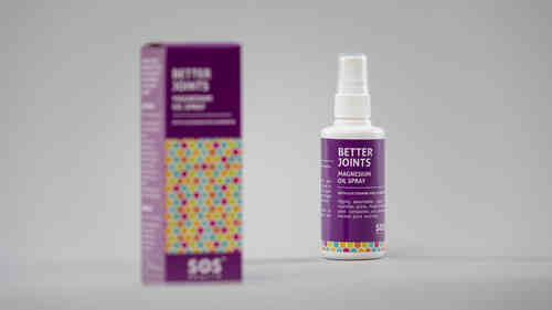 SOS Health Better Joints magnesiumsuihke 100 ml